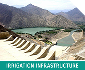 Irrigation Infrastructure